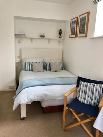 The Coach House guest suite with own entrance .