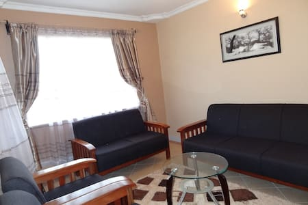 Newly finished and Elegantly furnished 1 bedroom - Ruaka Town - Flat
