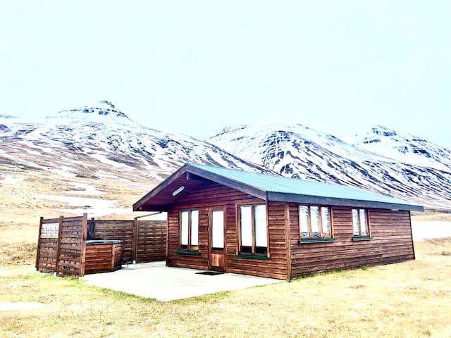Mountain Cabin w/hot tub