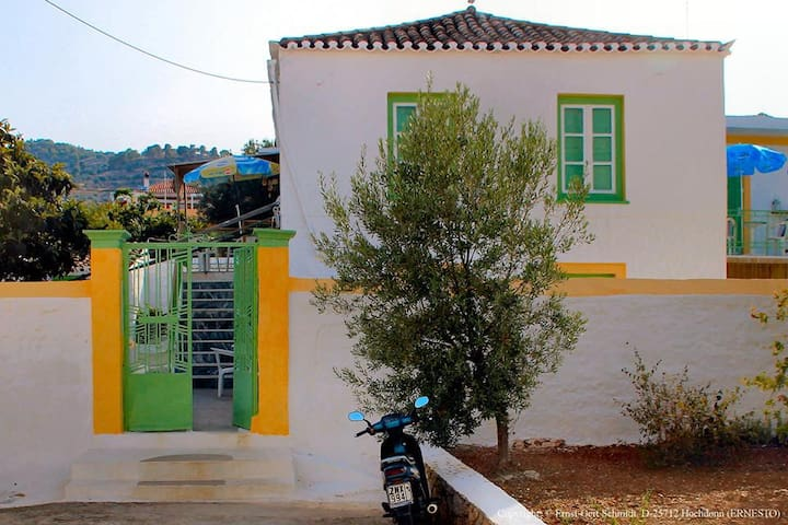 Apartment in traditional house - Spetses - Byt