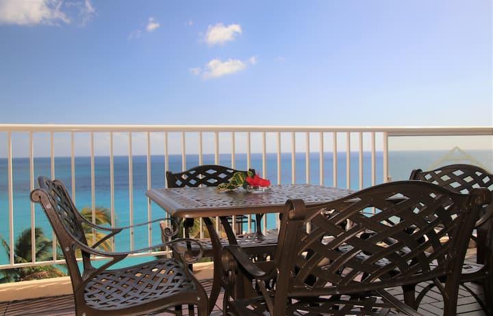 2 bedrooms sea view - SAPPHIRE
