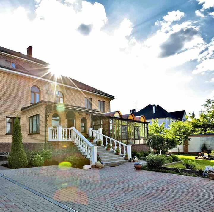 Гостевой Дом «Тарасово Хаус»