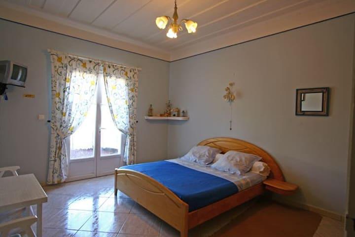 l'Echelle chambre bleue ocean - Saint Benoit - Casa