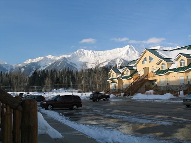 Fernie 2 Bedroom Condo