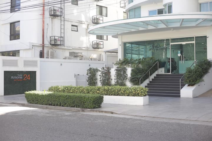 Luxury Modern Apartment |Santo Domingo-Piantini