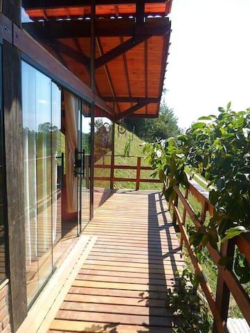 casa para alugar em Visconde de maua Vale do pavao - Jardim Primavera III