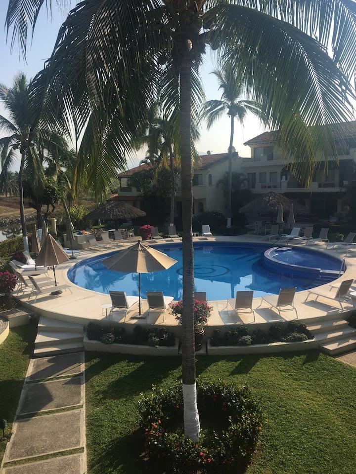 Villa ideal para vacaciones Ixtapa
