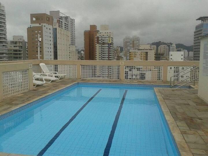 1009 Linda Cidade de Santos apart