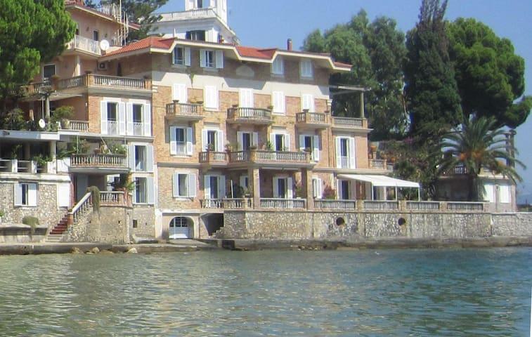 Gaeta: stunning studio on the sea, wi-fi, parking - Provincia di Latina - Appartement