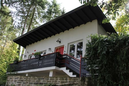 The Vianden Cottage - Charming Forest Cottage