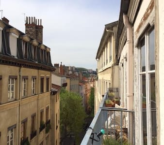 Grand soleil au coeur de Lyon - ลียง - อพาร์ทเมนท์