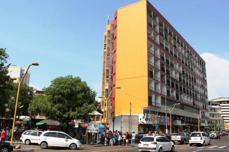 Flat- Centro Manaus (Cond. Ajuricaba 07) - Manaus - Serviced apartment