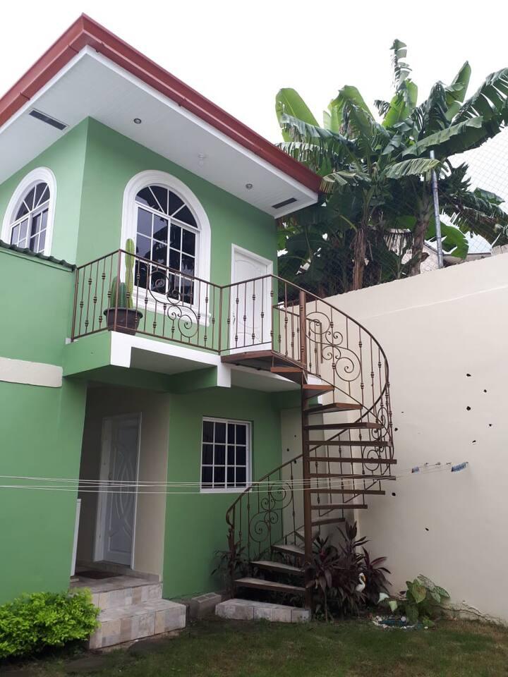 Apartamento de dos pisos