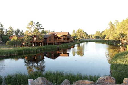 Lakeside Retreat- Brand New Home(Pinetop-Lakeside) - Lakeside