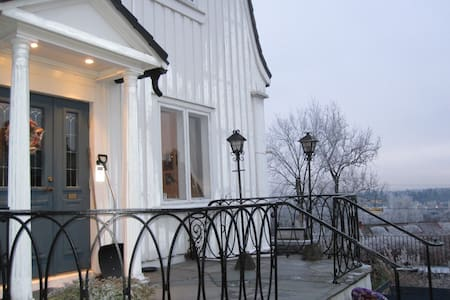 Central, well equipped & private apartment in Oslo - Oslo - Pis
