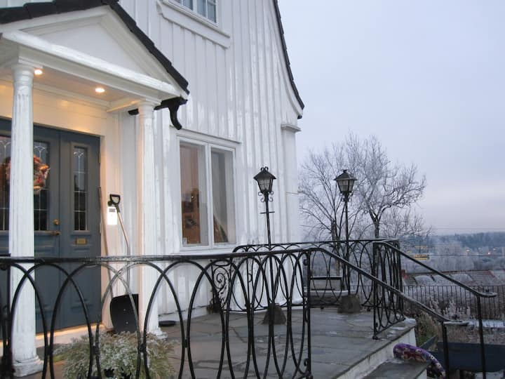 Central, well equipped & private apartment in Oslo