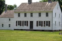 Wallace House Washington's Headquarters for the winter of 1778
