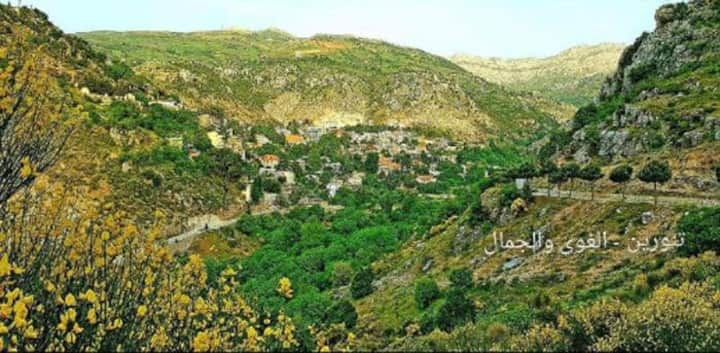 Tannourine T-T-T Guesthouse