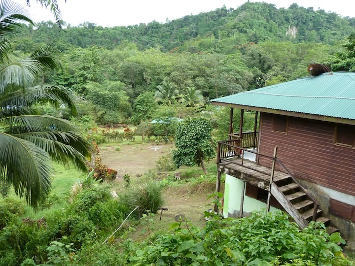 3Rivers eco lodge - private penthouse cottage