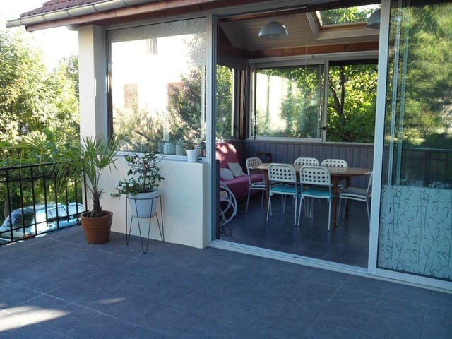 Maison bourgeoise avec grand jardin - Gap - Rumah