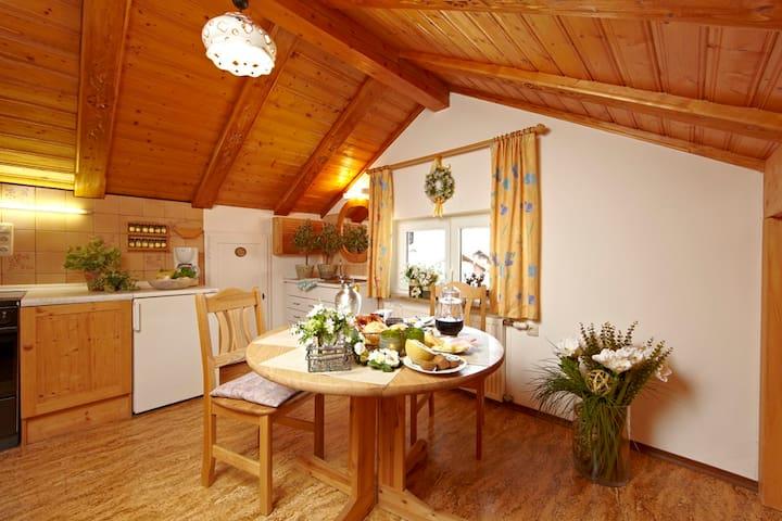 Ferienwohnung Wittmann - Garmisch-Partenkirchen - Apto. en complejo residencial