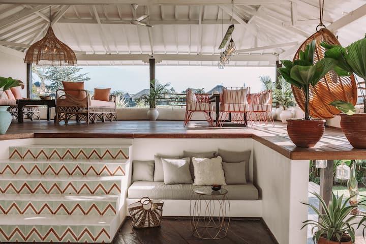 Las Salinas hacienda - When Bali meet Ibiza!!