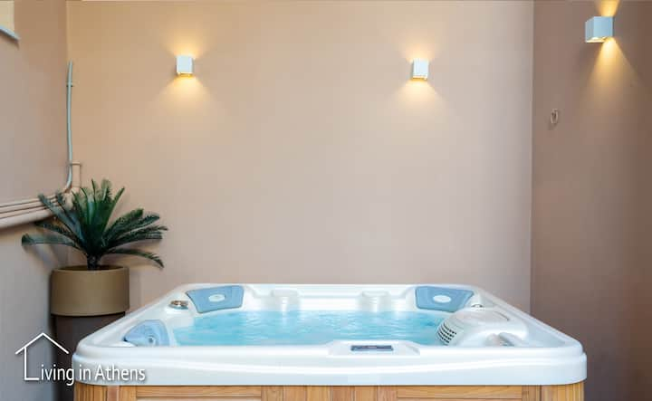 A3 - Newly Renovated Apartment 4ppl with Jacuzzi