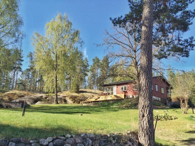 Nice house near Stockholm - Mariefred - Casa
