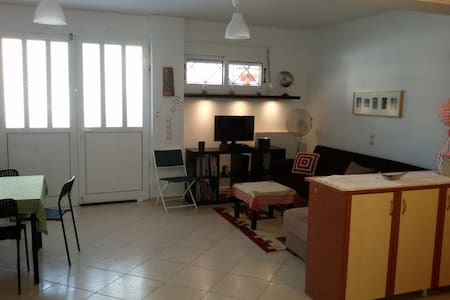 Semi Basement Family Apartment 80sqm in Corinth - Korinthia
