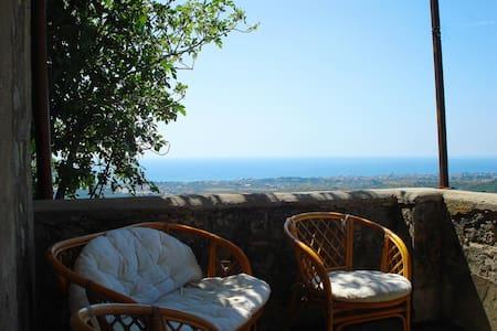 le terrazze sul mare Jonio - Condojanni - Pis