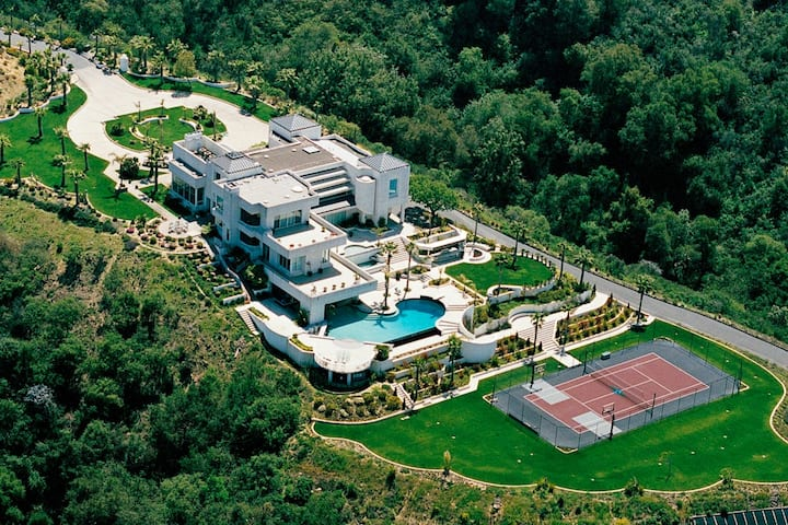 The Ultimate Silicon Valley Resort Estate