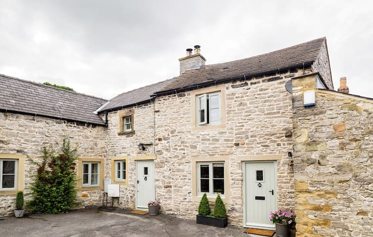 Leaside, our lovely Peak District cottage - Great Longstone - Maison