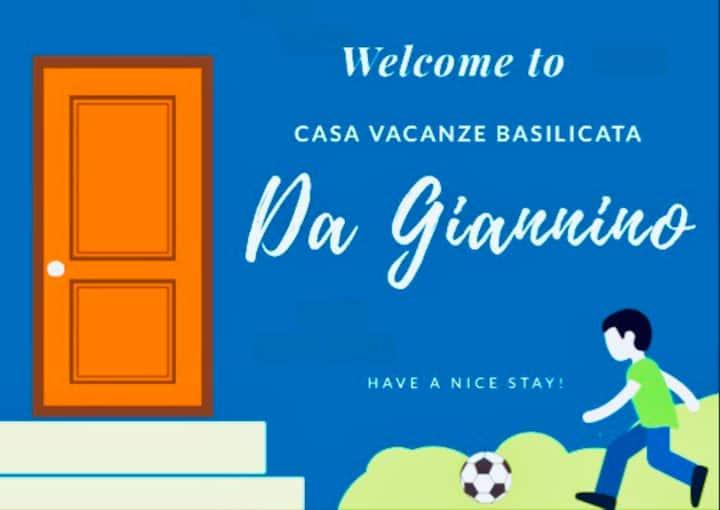 CASA VACANZE BASILICATA da Giannino