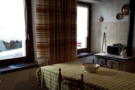 Apartment in the hearth of Auronzo. - Apartment