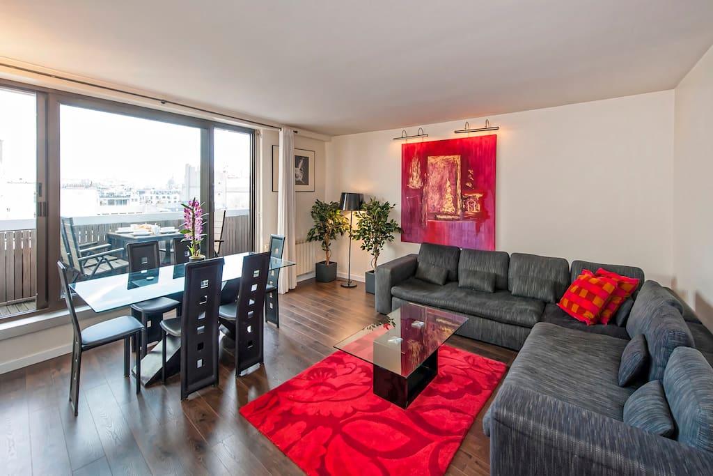 3chbr 2sdb climatisation terrasse appartements for Climatisation appartement