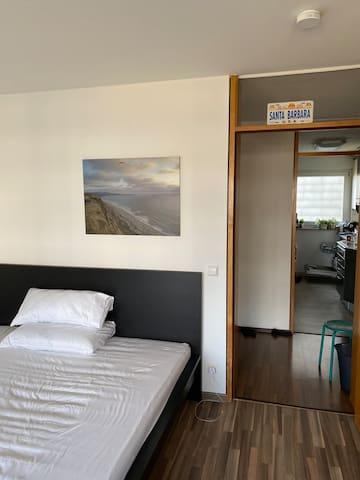 Möbliertes Zimmer in Stuttgart Möhringen