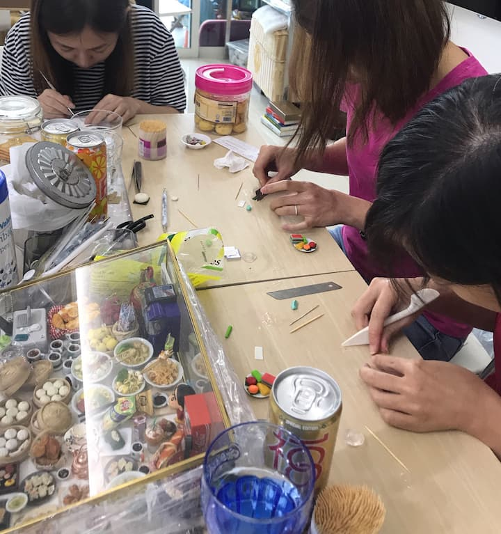 Hands on Polymer Clay Experience