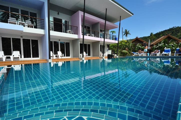 Brill Double Apartment on Phi Phi!