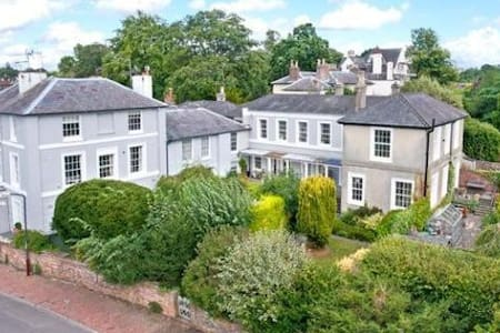 Beautiful Grade 2 listed Flat - Royal Tunbridge Wells - Apartamento