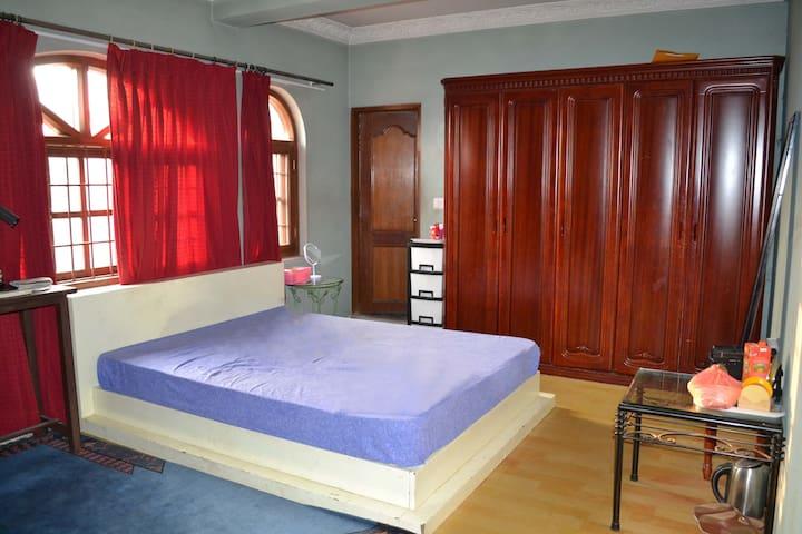 Luxury Private Room at Bhaisepati, Kathmandu