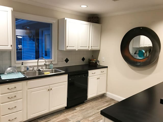 Kitchen all amenities
