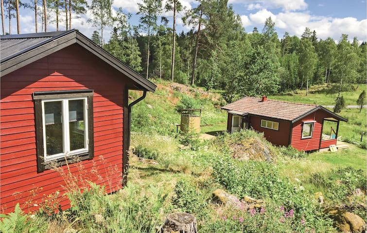 Holiday cottage with 2 bedrooms on 30m² in Mellösa