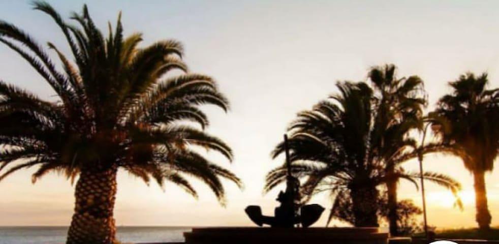 Casa vacanza lungomare di Montegiordano