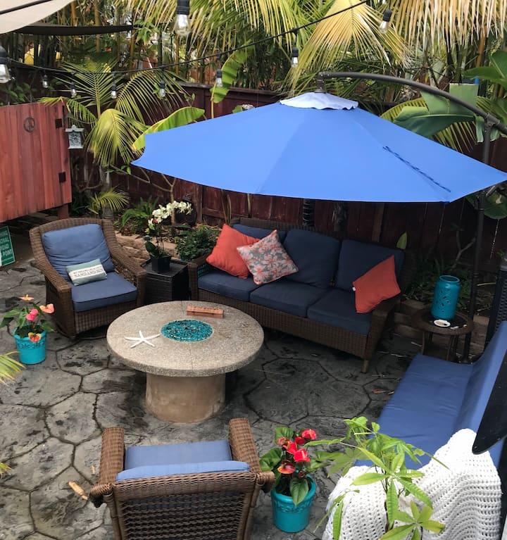Casa de Chinquapin Tropical Beach Studio