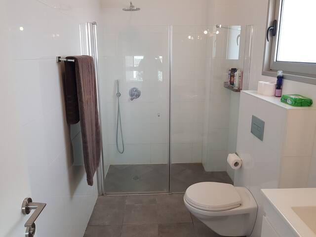 Master Room Shower