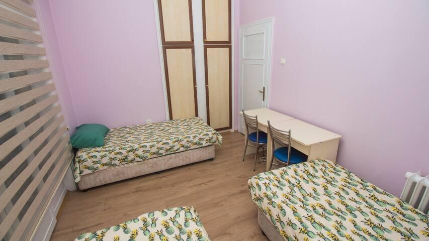 Ankara / Bahçeli 7 de bulunan konforlu odalar