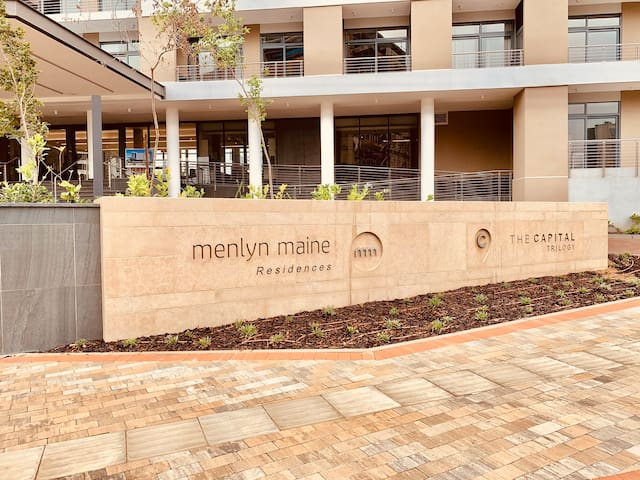 MENLYN Maine residence- stylish and convenient