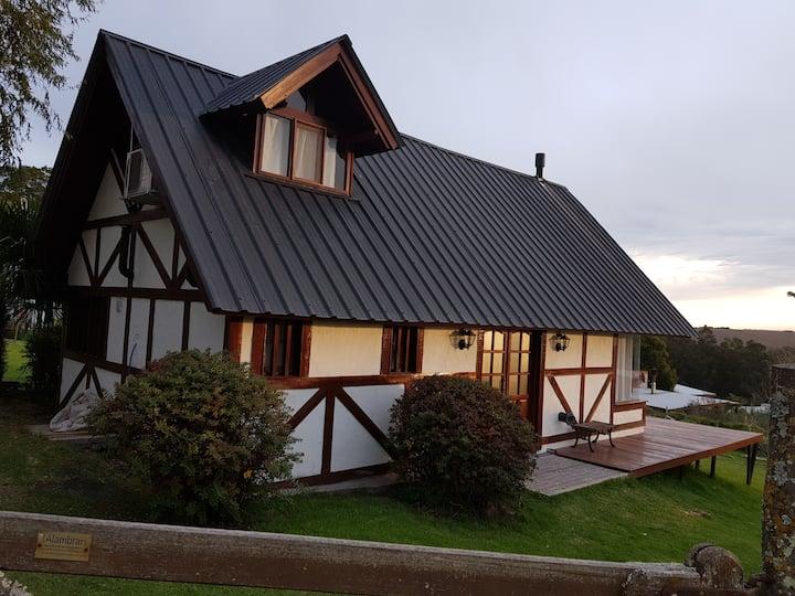 Cabaña Calma Serrana (Descanso en Sierras)