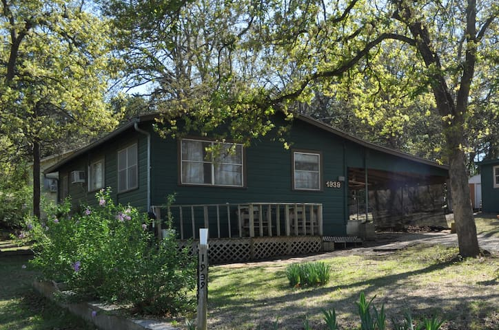 Sherwood Hills Cottage at Texoma