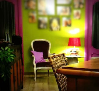 Berny's House - Red & Violet - Turim